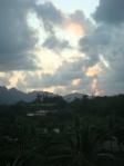 Kauai Sunset from Marriott Hotel balcony